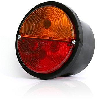 Zadní poziční sdružené světlo, 12V (24V), W16P