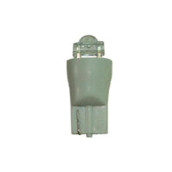 Žárovka LED 12V s paticí bílá