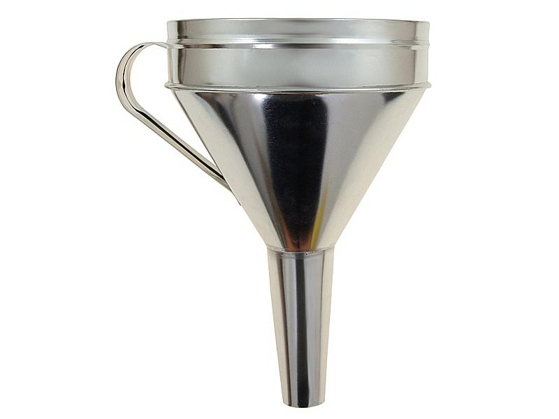 Trychtýř kovový rovný - pr.23cm, 83482