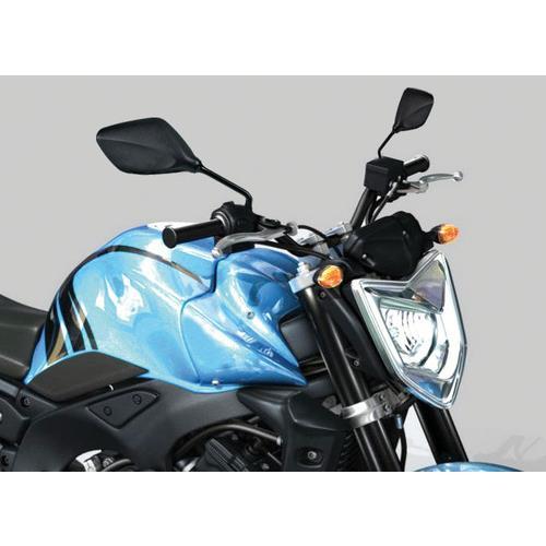 Zrcátka na motorku Space M10x1,25,  90080
