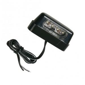 Osvětlení SPZ, 4 LED, 90162
