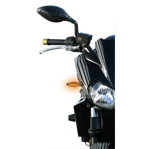 Směrové světlo blinkr na motorku STRIKER, 90471