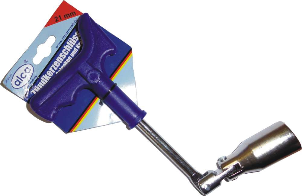 Klíč na svíčky 21mm dl.245mm, 421210
