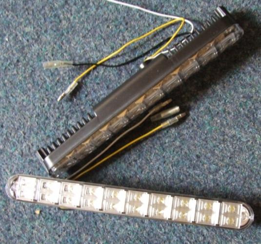 Světla denního svícení 20 LED, A20 DRL