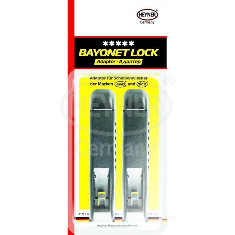 Adaptér stěračů BAYONET LOCK 2ks, 300430( 300420)