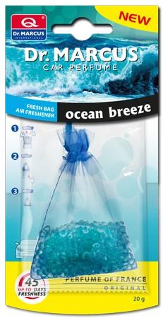 Osvěžovač vzduchu DR.MARCUS FRESH BAG OCEAN BREEZE 20g , DM432
