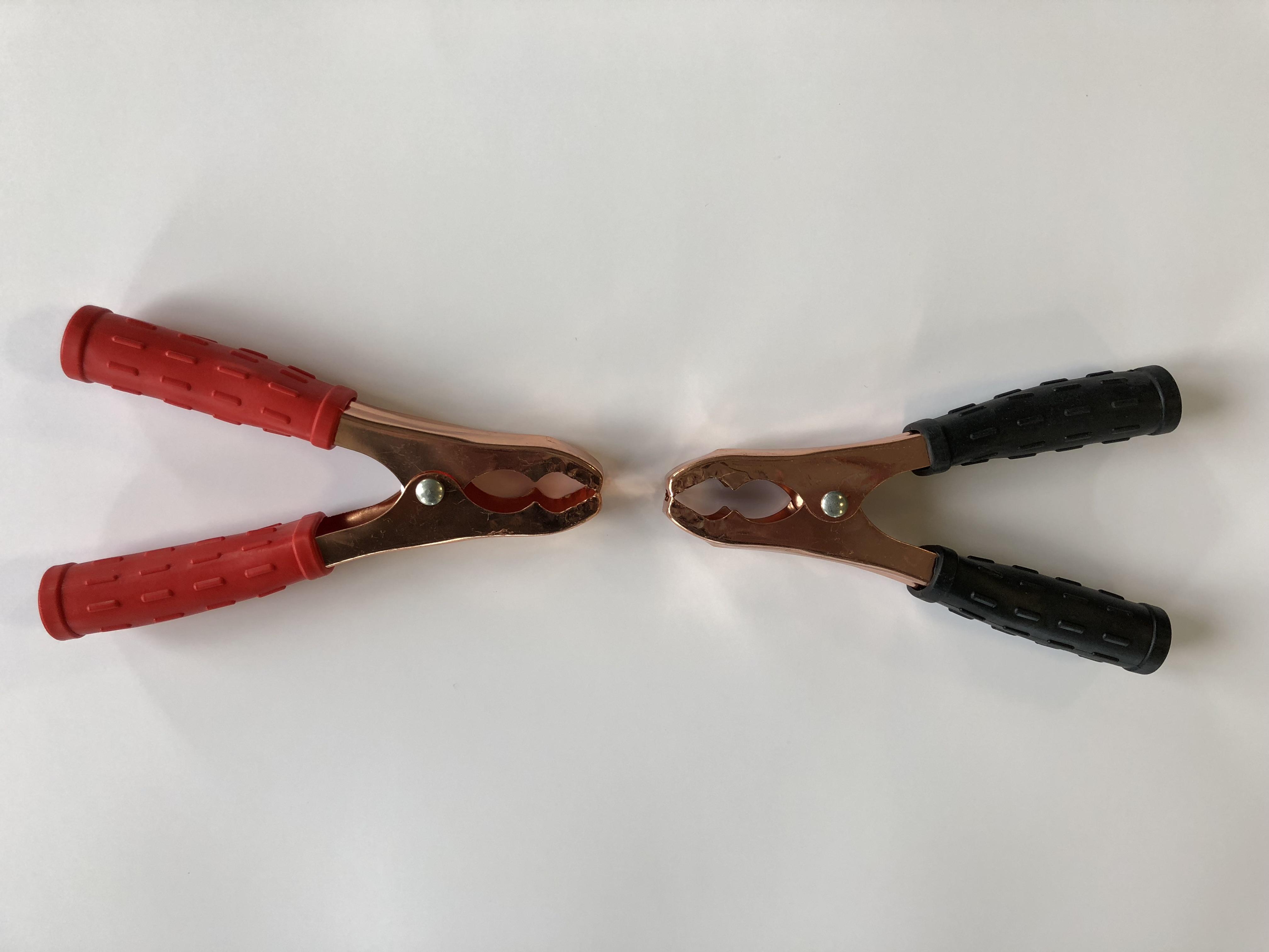 Krokosvorky 200A - 2ks, 31-011