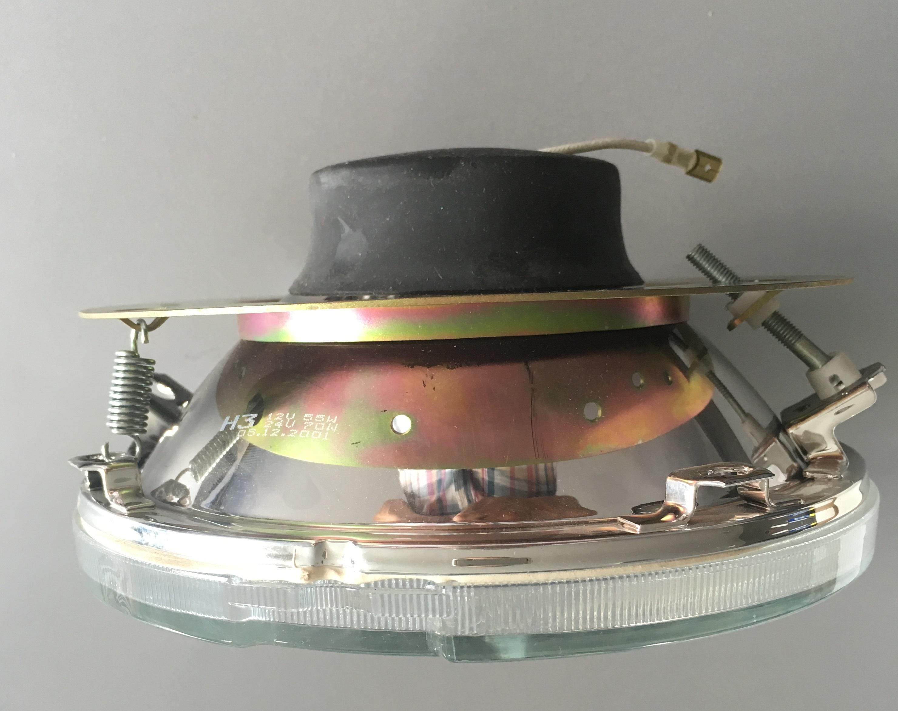 Přední pravé světlo dálkové pr.180mm RAILY 262118