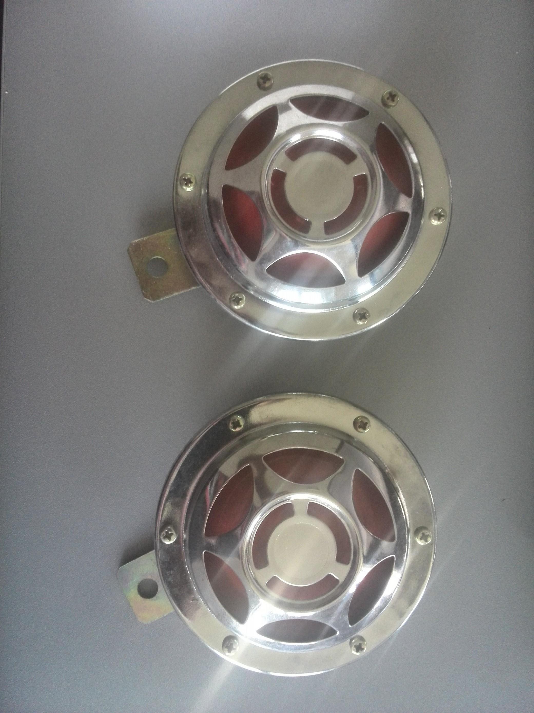 Klakson elektromag. 24V 2ks průměr 11cm  83912