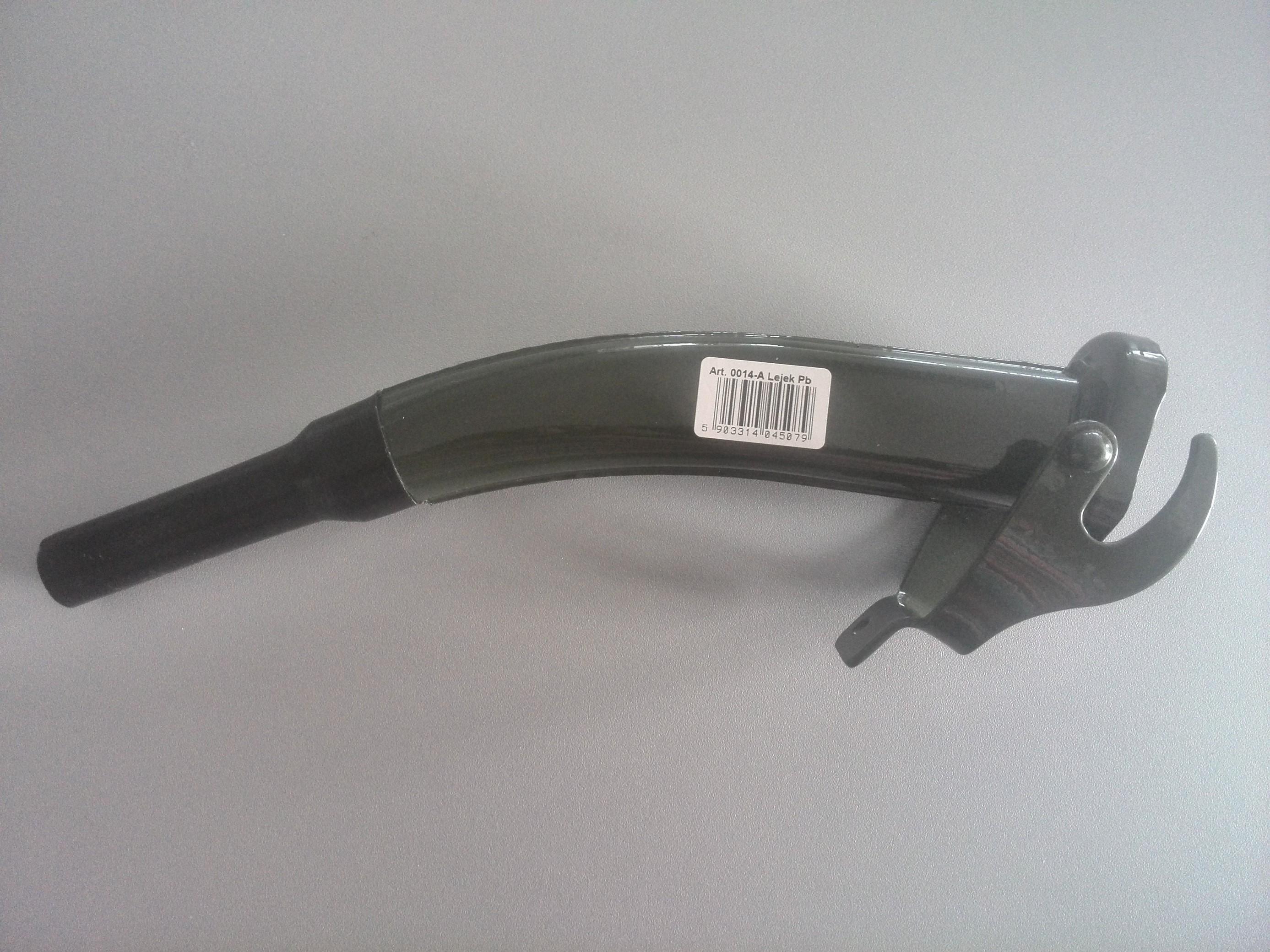 Nálevka ke kovovému kanystru nafta / natural, 0014
