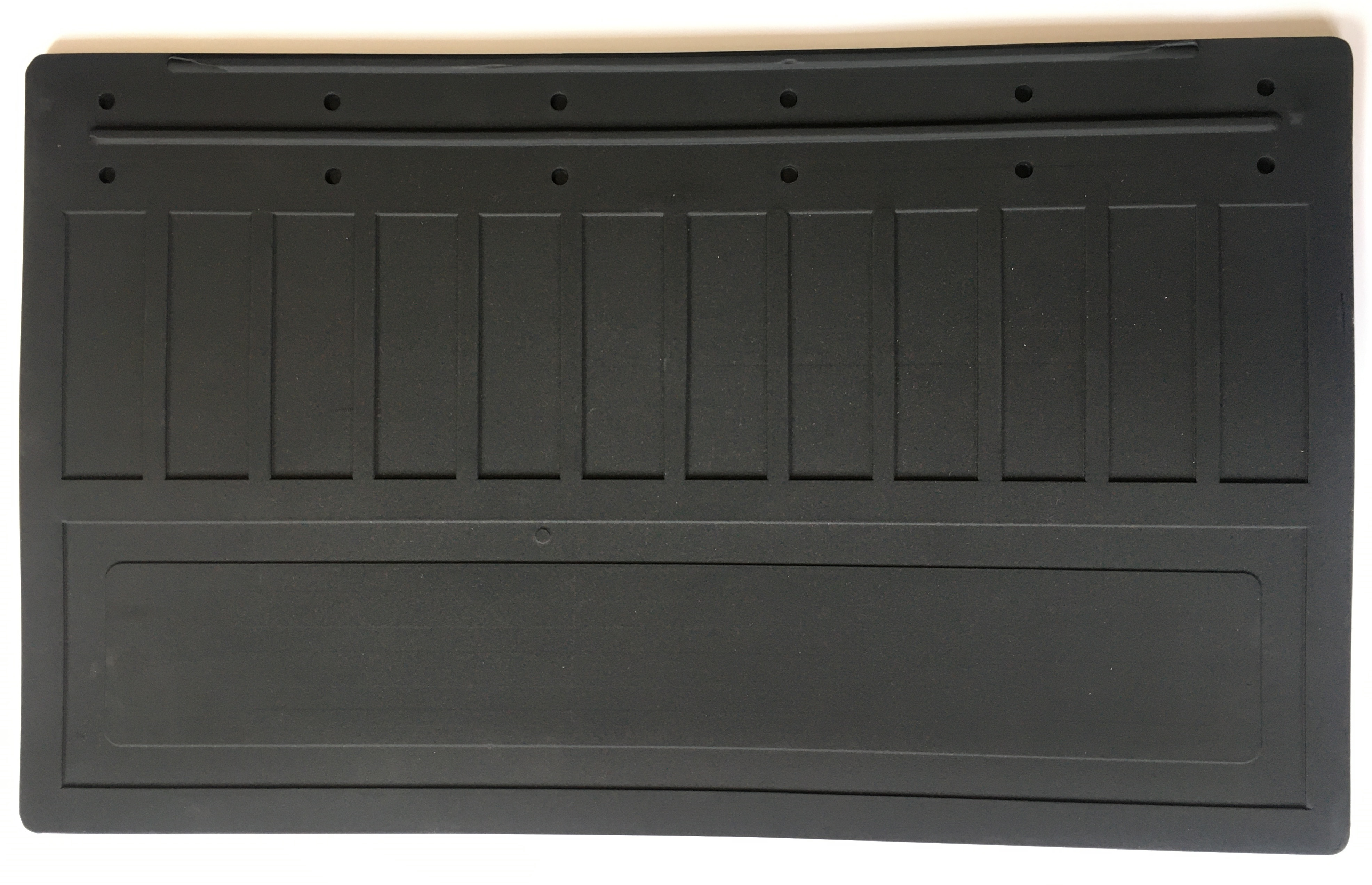Zástěrky gumové 60x35cm, 1 ks