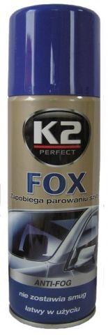 K2 FOX 200 ml - přípravek proti mlžení oken , K632