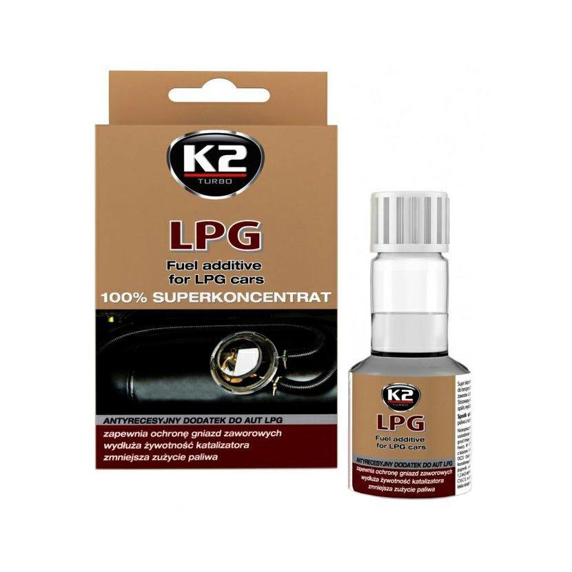 K2 LPG 50 ml - aditivum do paliva, T317