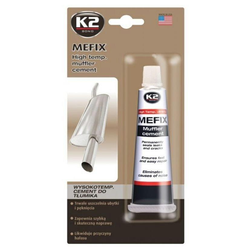 K2 MEFIX 140 g - pasta na montáž výfuku, B306