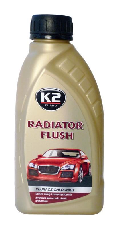 K2 RADIATOR FLUSH 400 ml - čistič chladiče a chladicího systému, T220