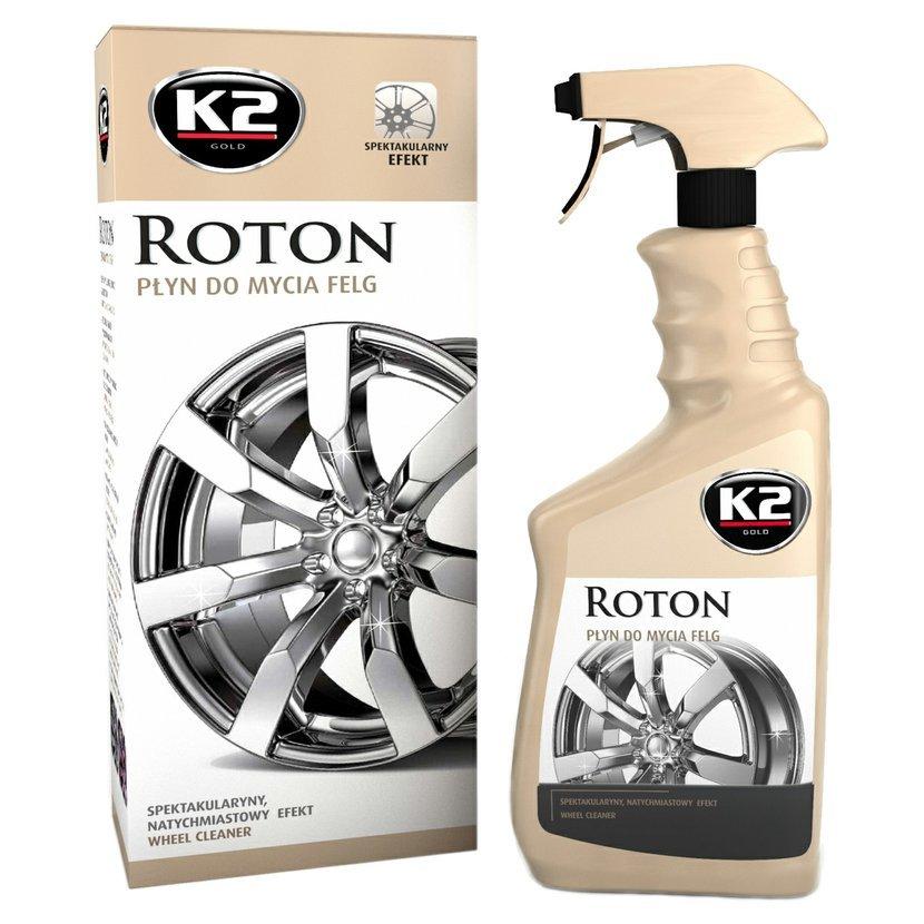 K2 ROTON 700ml - profesionální čistič disků kol G167