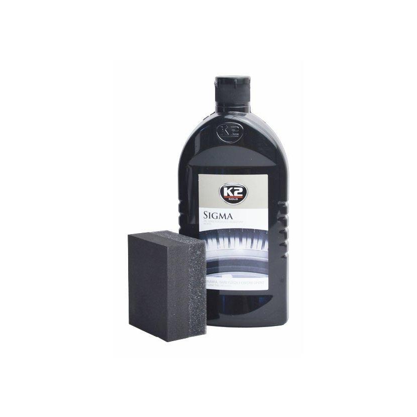 K2 SIGMA 500 ml - péče o pneumatiky, G157