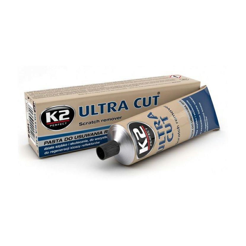 K2 ULTRA CUT 100 g - pasta k odstranění škrábanců, K0021