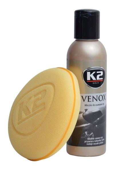 K2 VENOX 180 ml, obnovení laku bez škrabanců G050