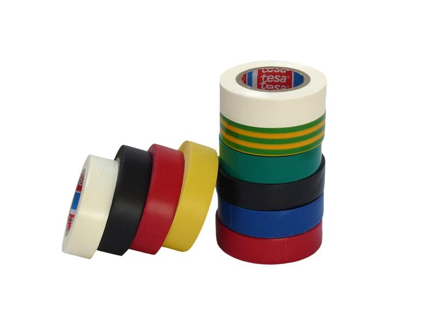 Izolační pásky barevné 6ks, 75060