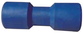 Kýlová rolna V z plastu 75x195mm, hřídel 20mm