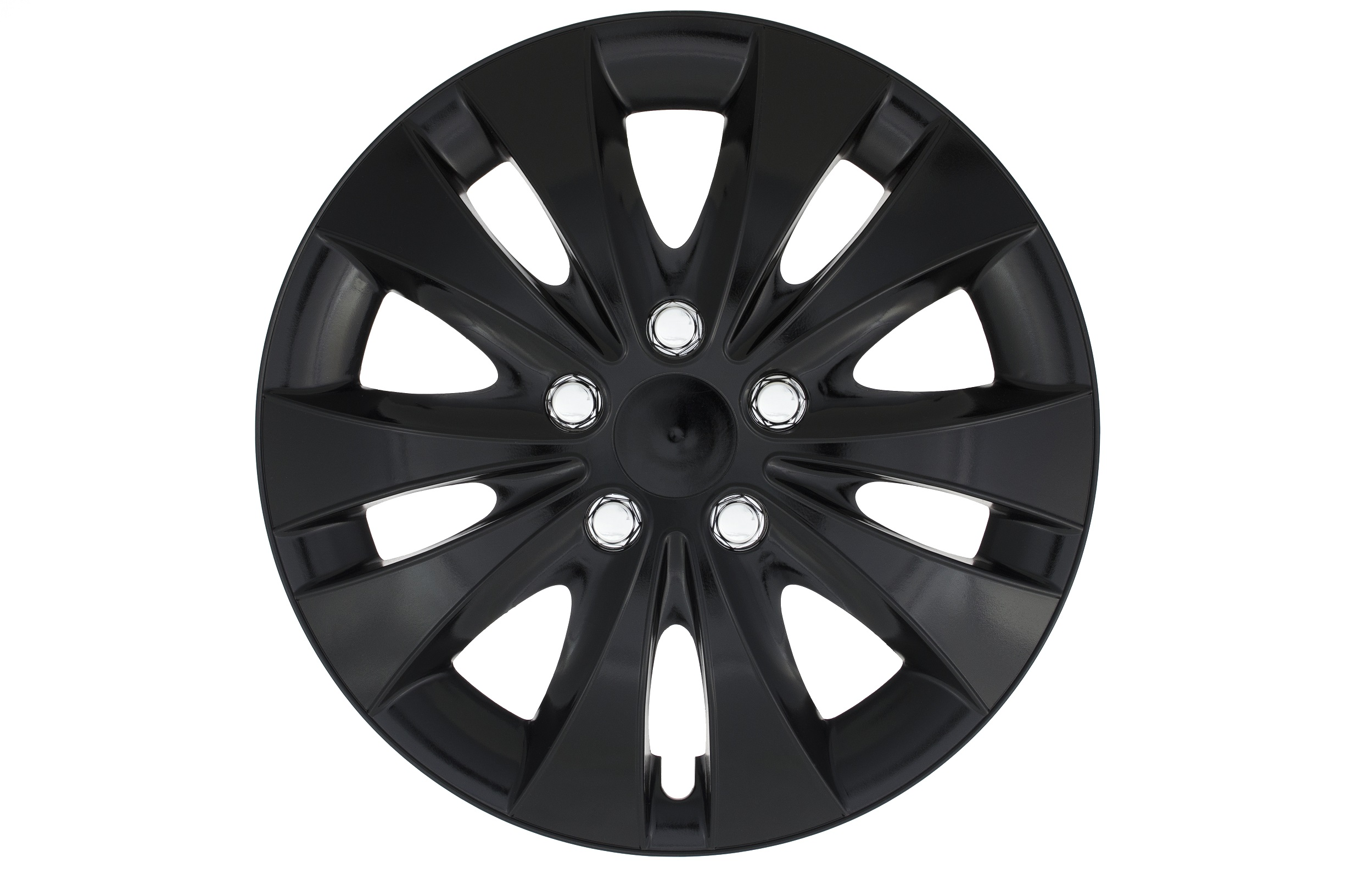 "Poklice 16"" STORM CHROM BLACK"