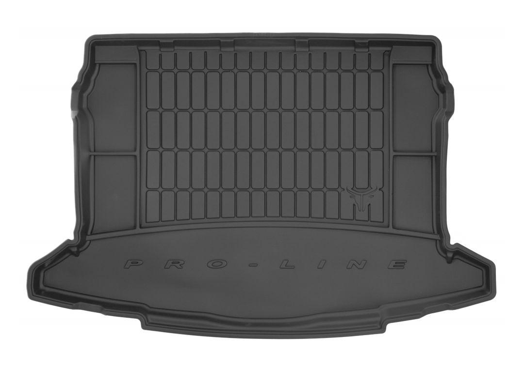 Gumová vana do kufru Frogum Škoda Karoq (s bočními výklenky) -- od roku výroby 2017-