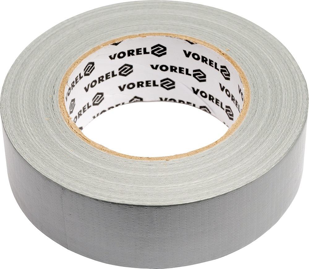 "Páska textilní ""DUCT"" 48mm x 10m, VOREL"