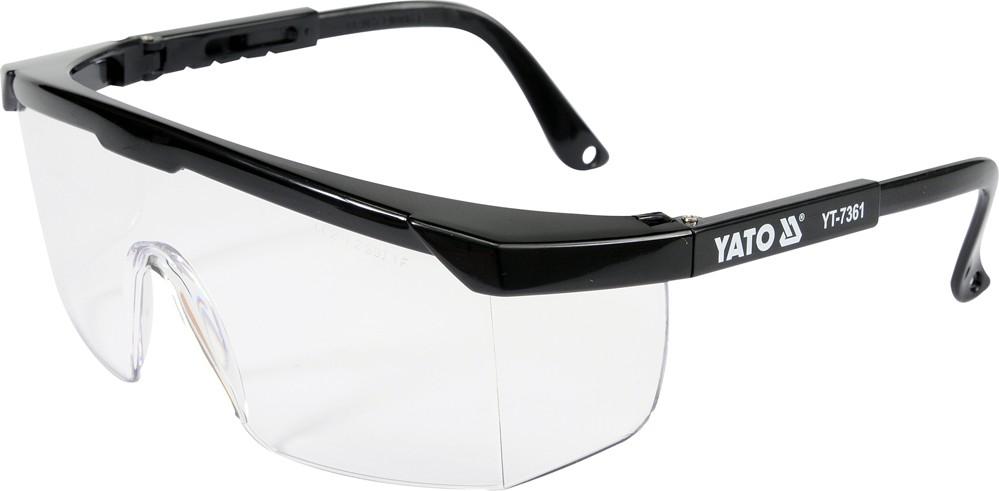 Ochranné brýle čiré typ 9844, YATO