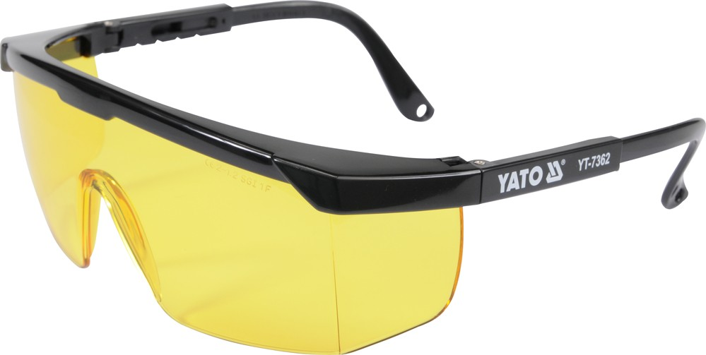 Ochranné brýle žluté typ, YATO