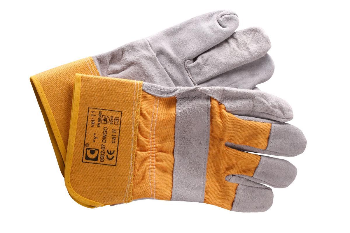 Pracovní rukavice DINGO vel. 11, 0078
