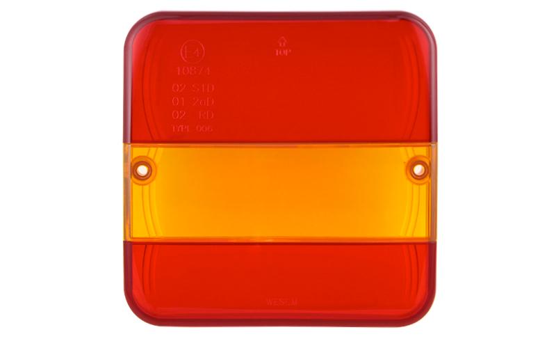 Náhradní sklíčko na sdružené světlo velké, A41000