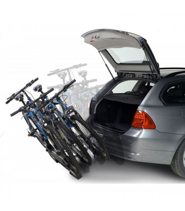 Nosič na tažné zařízení na 3 kola / elektrokola Menabo Alphard Plus - sklopný