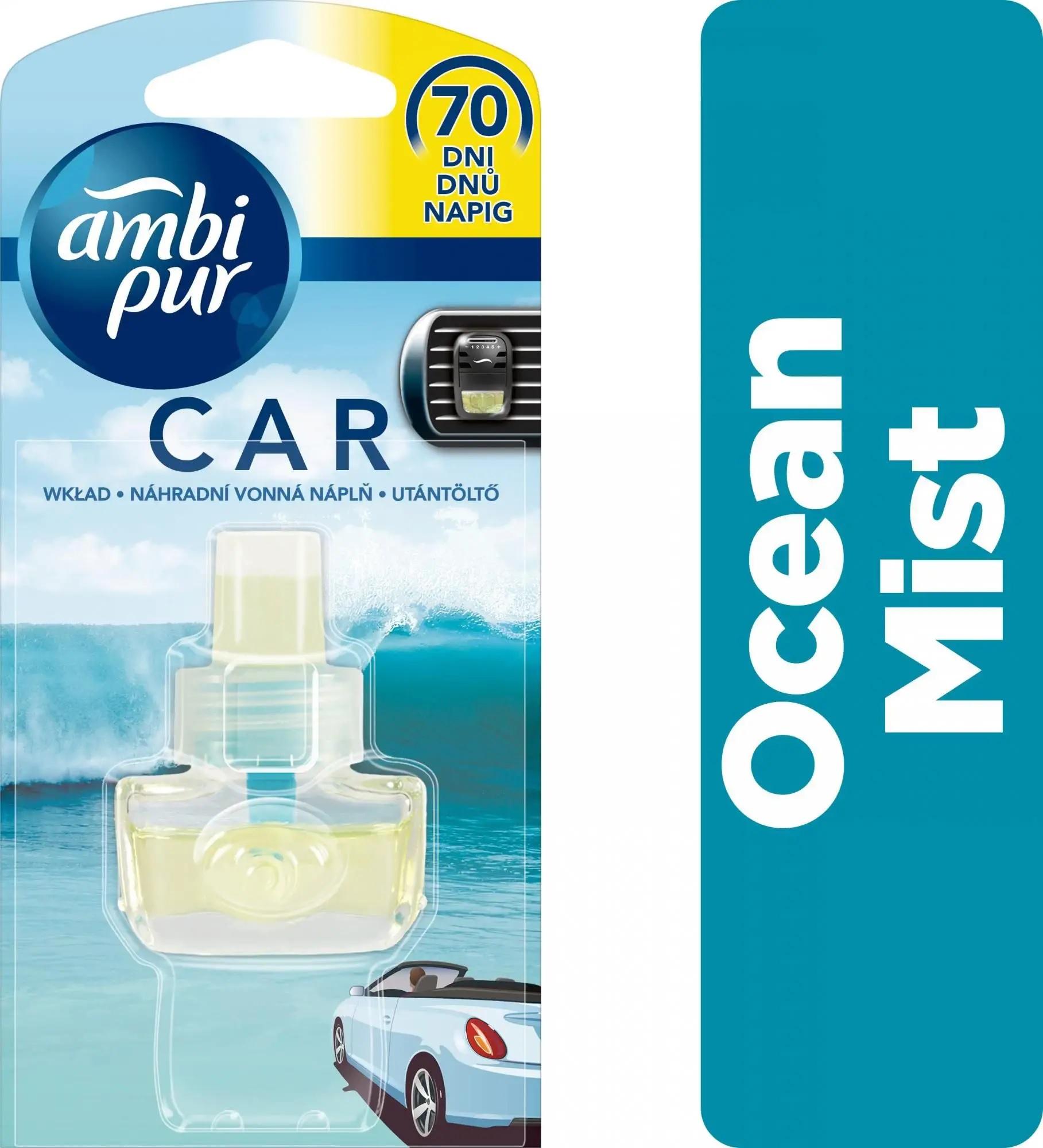 AMBI-PUR CAR náplň - OCEAN