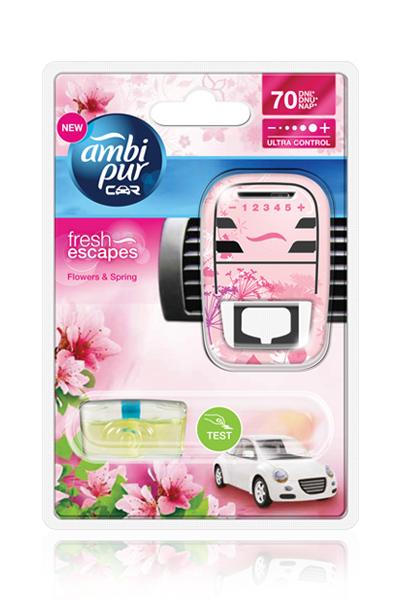 AMBI-PUR CAR strojek - Flowers