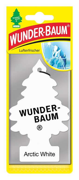 Osvěžovač  WUNDER BAUM - ARCTIC WHITE