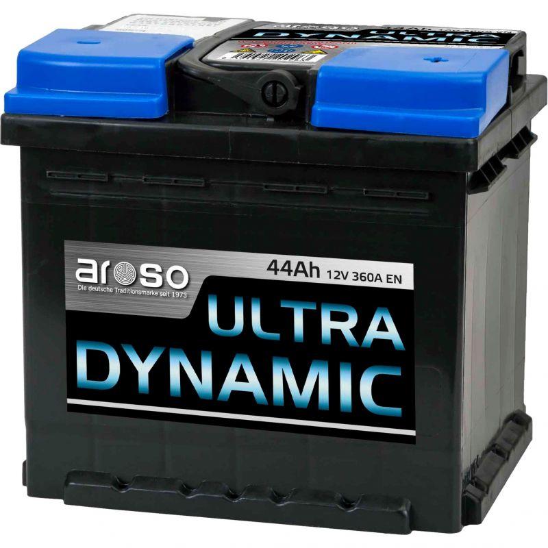 Autobaterie AROSO 45 Ah/360A, 20.296