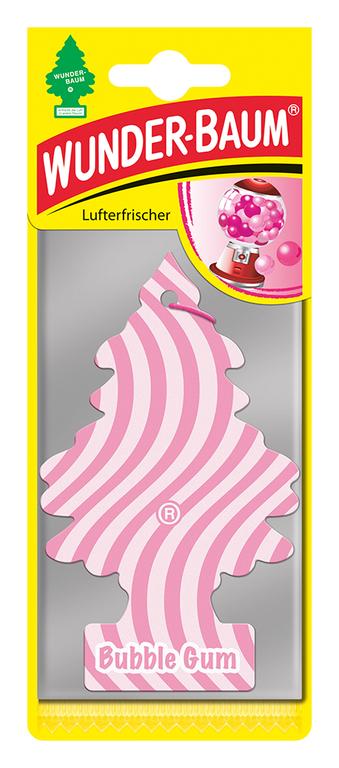 Osvěžovač WUNDER-BAUM - BUBBLE GUM