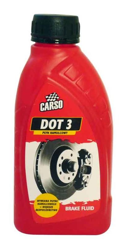 CARSO DOT 3 - 500 g - brzdová kapalina , C713