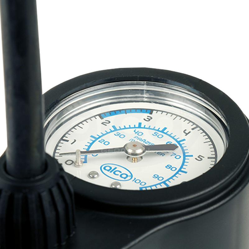 Ruční pumpička s manometrem AeroPump 7 bar, 217200