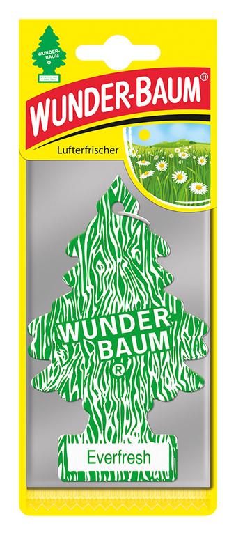 Osvěžovač  WUNDER BAUM - EVERFRESH