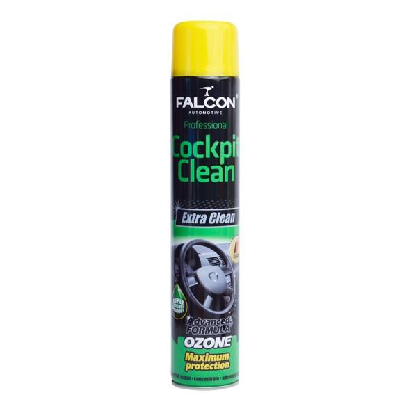 FALCON cockpit sprej 750ml - VANILKA (žlutý), F1012