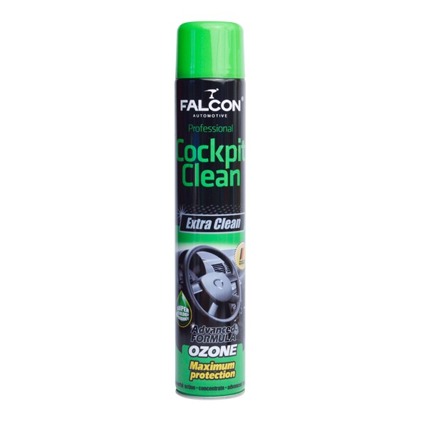 FALCON cockpit sprej 750ml - LEMON (zelený), F1036