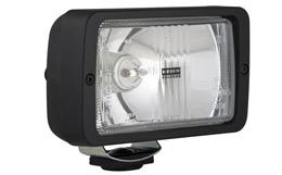 Světlo hranaté dálkové s kab. 155x90, H3, 16063