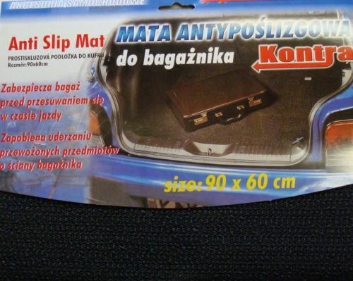 Protiskluzová podložka do kufru 90x60cm, PZ-A81
