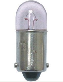 Žárovka 24V 4W s paticí - balení 10 ks