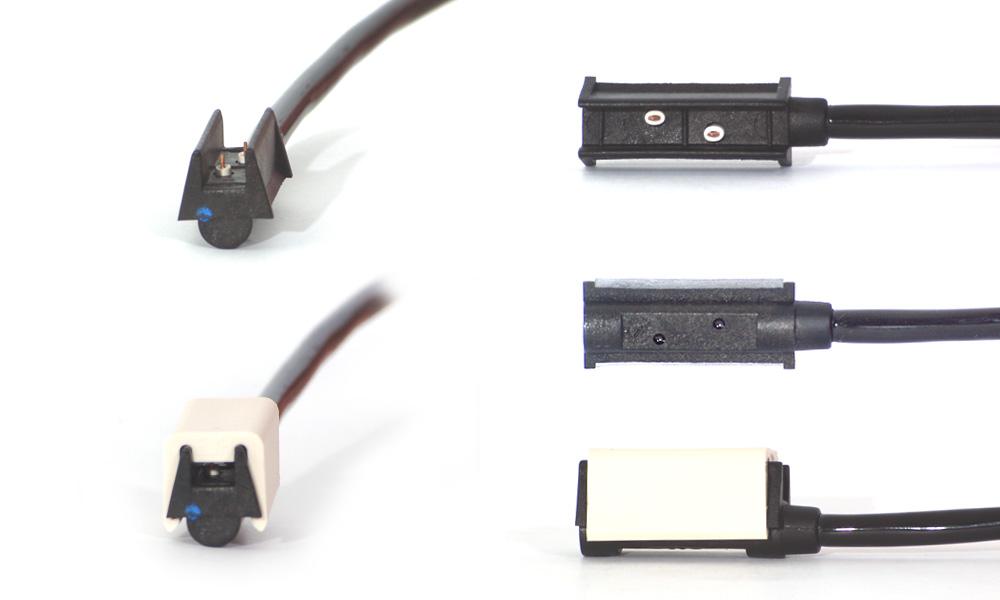 Sdružené obrysové přední světlo, boční poziční světlo, 12V-24V, LED, W104