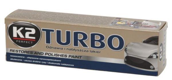 K2 TURBO pasta 100 g na obnovu laku, K021