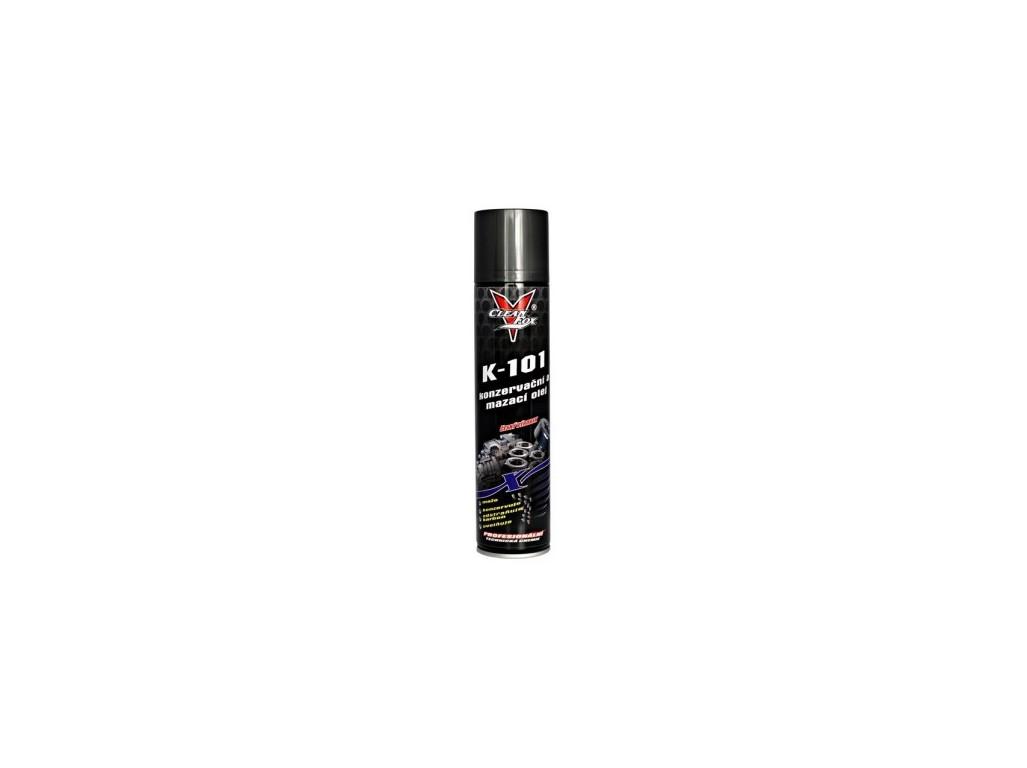 PAN OIL Konzervační olej K-101, 200 ml