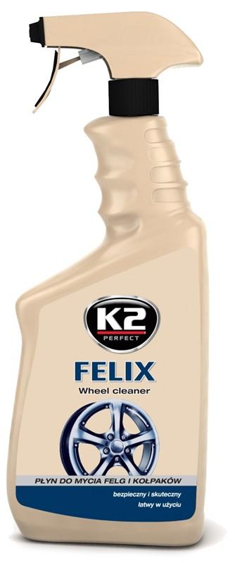 K2 FELIX 770 ml - čistič disků kol, K167